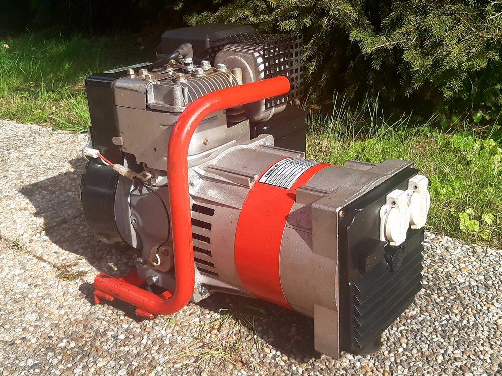 Бензиновые генераторы до 5 кВт для дома, кемпинга, дачи
